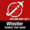 Whistler Tourist Guide + Offline Map