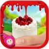 迷你草莓脆餅機烹飪遊戲