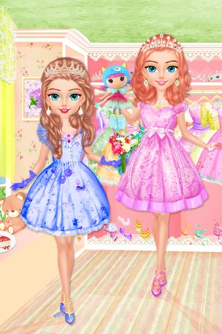 Princess Tea Party! screenshot 3
