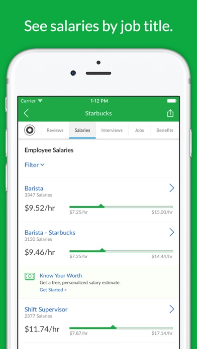 Glassdoor Job Search | App Report on Mobile Action