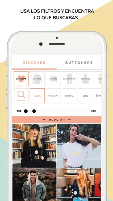 download 21 Buttons - Social Fashion apps 0