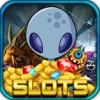 Alien Casino Slots Game symbols
