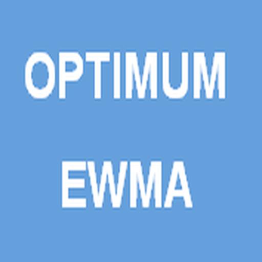 Optimum EWMA control chart