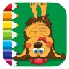 Free Coloring Games Page Porcupine Version version
