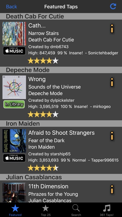 Screenshot #2 for Tap Studio 3 PRO