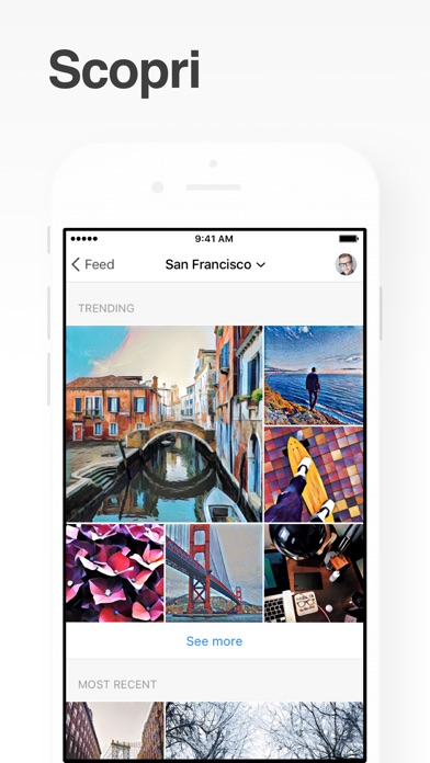 Prisma: Photo Editor, Art Filters Pic Effects Screenshot