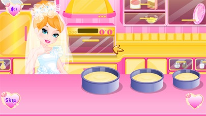 العاب طبخ كعكة الزفاف بالشوكولاتة - العاب بنات فقطلقطة شاشة3