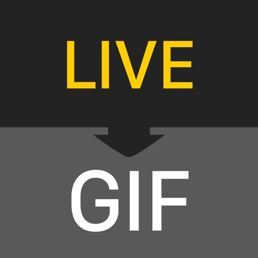 Live 2 GIF - Animated Image & Video for Live Photo