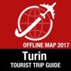 Turin 旅遊指南+離線地圖
