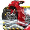 Carolina Vergara - A Big Cyber Motorcycle Pro : Asphalt War  artwork