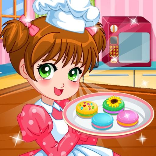 العاب طبخ سارة - طبخ الحلويات الشهية