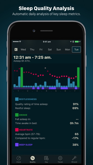 download AutoSleep. Auto Sleep Tracker for Watch appstore review