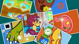 download Dino Hospital - Hospital dino  libre  educac apps 4