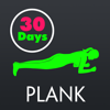 30 Day Plank Fitness Challenges Workout