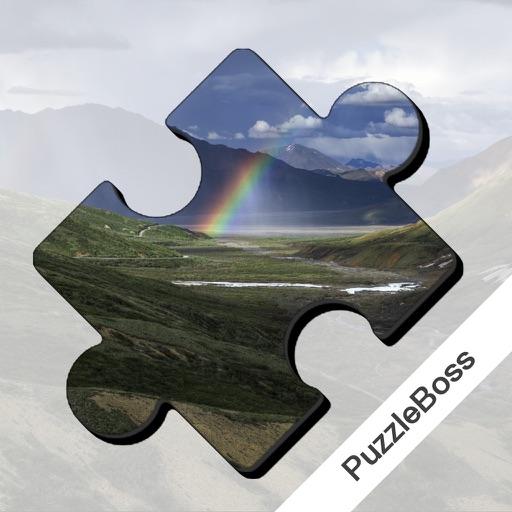 Alaska Jigsaw Puzzles iOS App