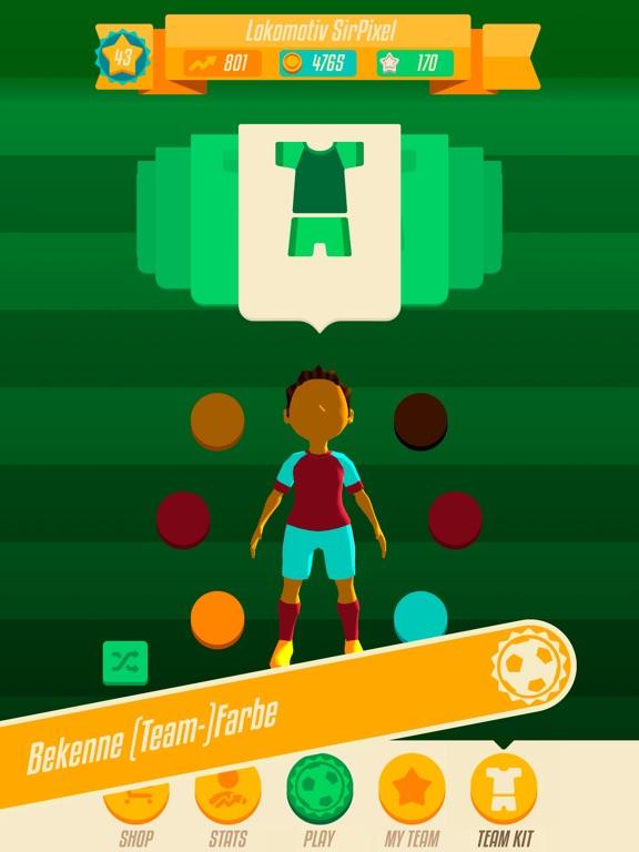 Solid Soccer Screenshot