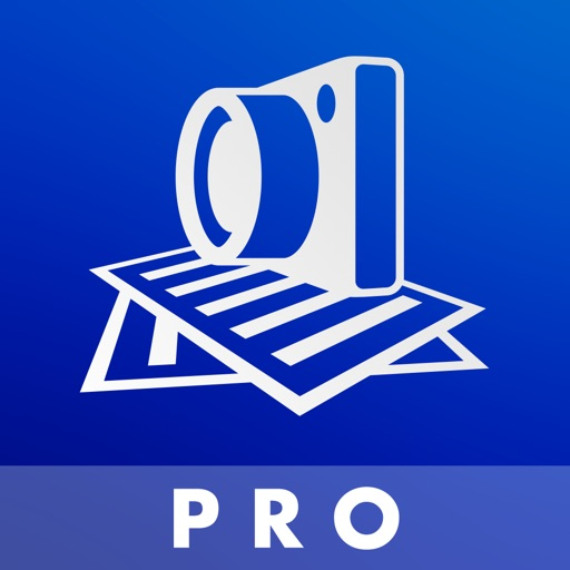 SharpScan Pro + OCR: scan documents to clean PDF