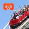 VR Roller Coaster Virtual Reality logo