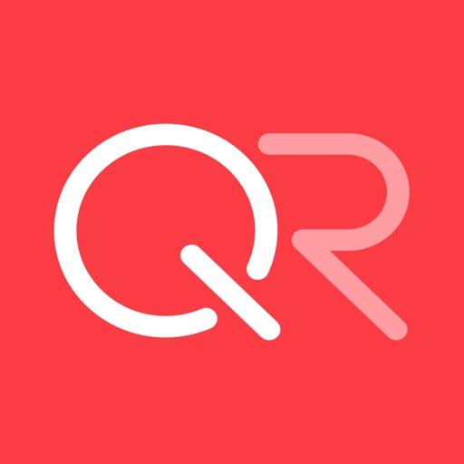 """公式QRコードリーダー""""Q"""""""
