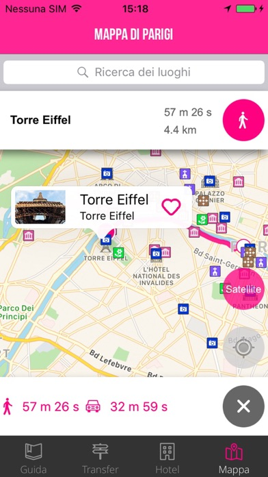 Screenshot of Guida Parigi di Civitatis.com5