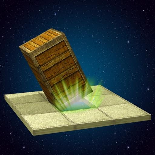 Bloxorz Rolling Block Puzzle iOS App