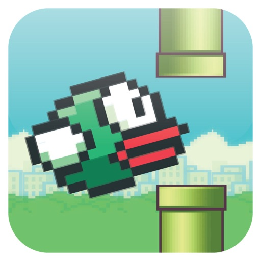 FlyBird : Fly the Bird which is floppy on fly iOS App