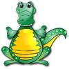 鱷魚貼紙包