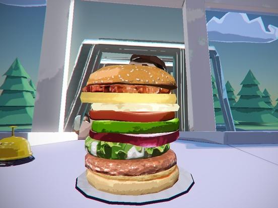 Perfect Burger VR на iPad