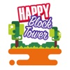 Happy Block Tower block