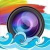Селе камеры фильтр - Фотография красота Эффекты