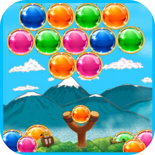 Bubble China Town iOS App
