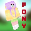 Girl Pony Skins for Minecraft PE