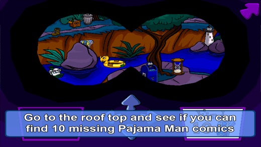 Pajama Sam 2: Thunder and Lightning Screenshots