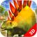 ステゴサウルス シミュレータ ゲーム : 恐竜 サバイバル 3D