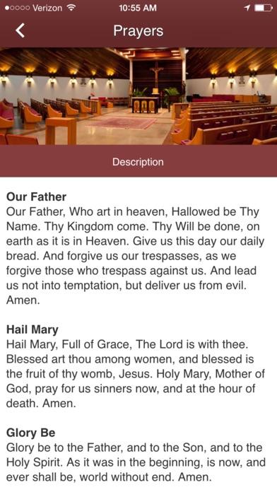 download St. Thomas More University Parish apps 2