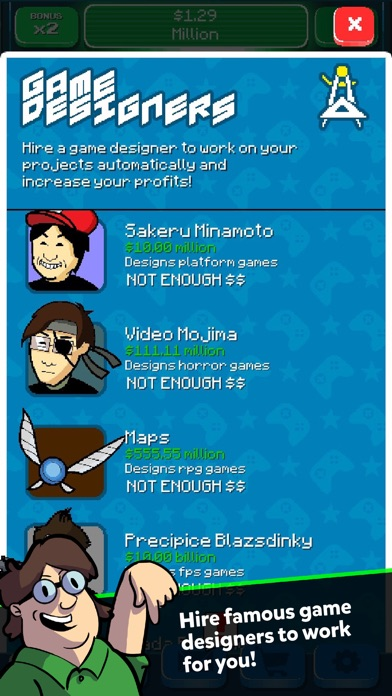 GameDev Empire screenshot 5