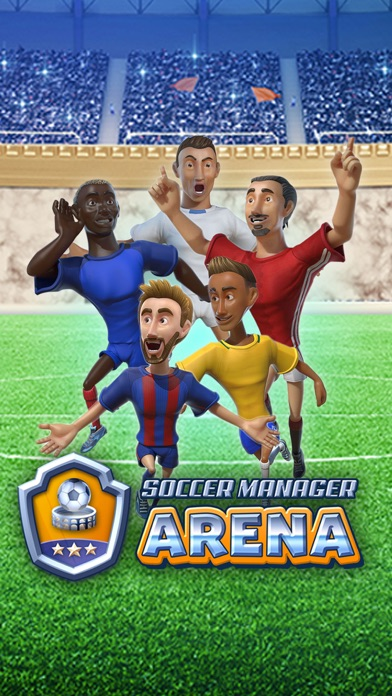 download Soccer Manager Arena appstore review