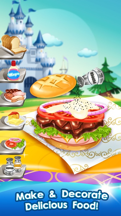 Cooking Food Maker Games for Kids (Girls & Boys) By ...