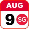 Singapore Calendar 2017 With SG Public Holiday
