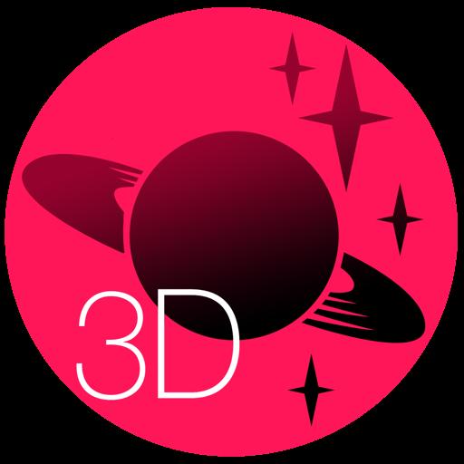 大型恒星数据库软件 SkyORB 3D