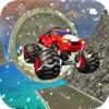 Crazy Stunt Truck : Pro Racing Game
