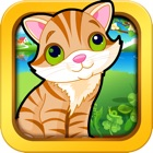 Cats games & jigasw puzzles for babies & toddlers icon