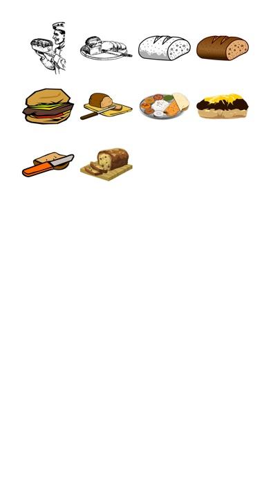 Хлеб стикеров!Скриншоты 1