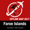 Faroe Islands Tourist Guide + Offline Map