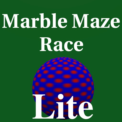 Marble Maze Race Lite iOS App