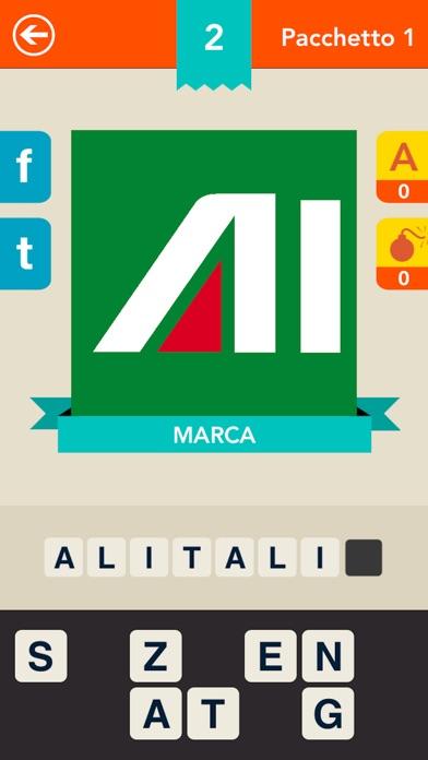Screenshot of Iconica Italia ~ Giochi di parole gratis2