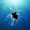 Saliha Bhutta - Broken Screen Wallpaper Prank - Cracked Break Grafik