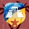 トゥルム遺跡 - ユカタン半島 Riviera Maya カリブ海