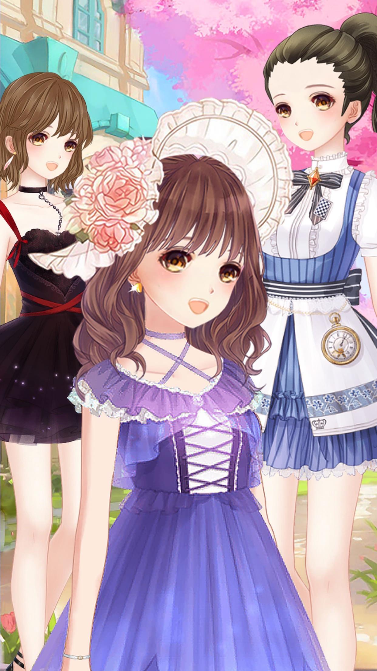 Snow Princess Dress Up Ball - fun girl games by wu po