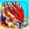 ドラゴン×ドラゴン - 育成ゲーム×街づくり×RPGアプリ